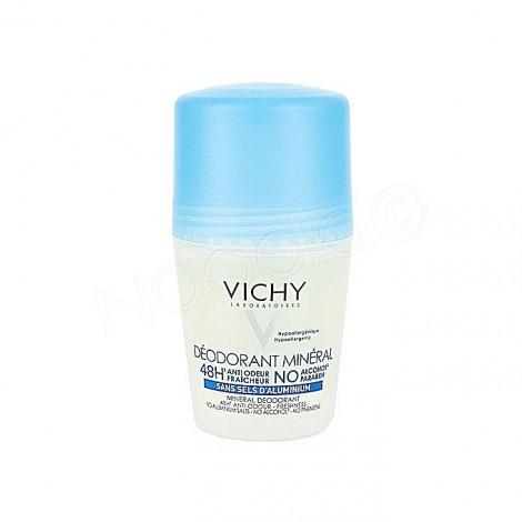 Vichy Vichy DEODORANT MINERAL 48H PEAUX SENSIBLES 50ML