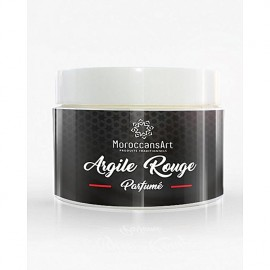 Argile rouge pot de 100 g