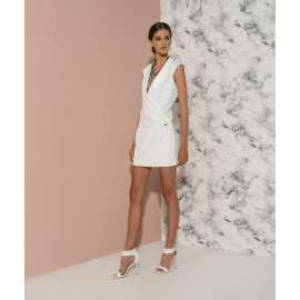Robe CHIC - Evelyne- Cleanwhite