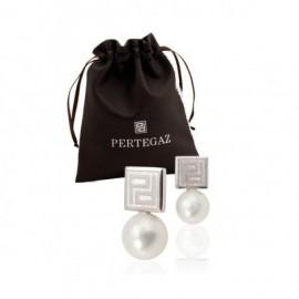 Boucles D'Oreilles Femme avec Perle Pertegaz 147100
