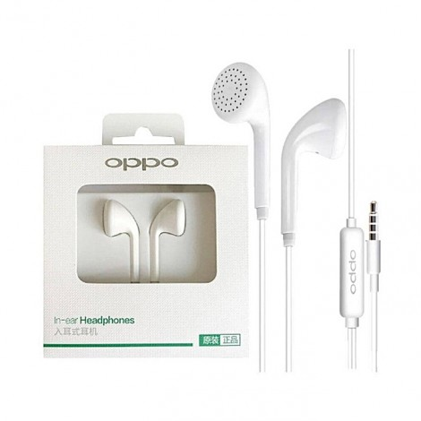 Oppo In-Ear Headphone Earphones With Mic MH133