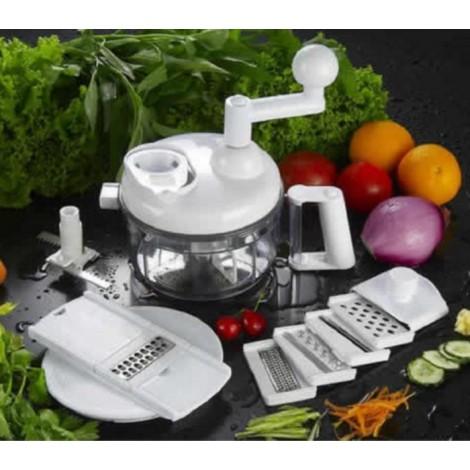 Robot Hachoir multifonction manuel-Swift Chopper - Solution Cuisine