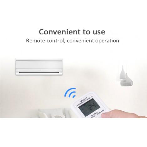 télécommande universelle climatiseurs 1000 codes