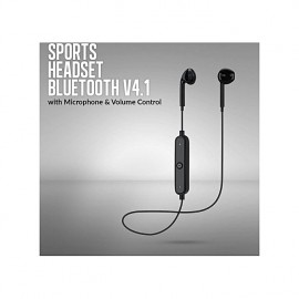 Sports headset bluetooth v4.1