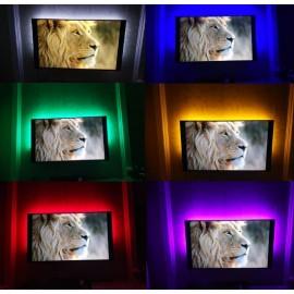 led strip 5 mètres Non-étanche RGB Led