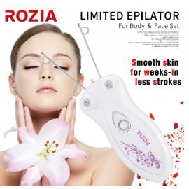 rozia limited epilator