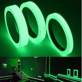 Lumineux Nuit Fluorescent Auto-adhésif Lueur