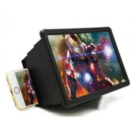 3D HD rétractable téléphone