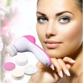 brosse de soins de beauté masseur épurateur visage 5 en 1