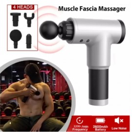 massage gun deep relaxation of muscles