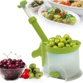 Dénoyauteur à cerises et olives