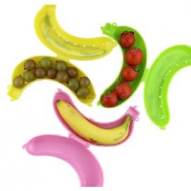 Portable mignon Fruit forme banane