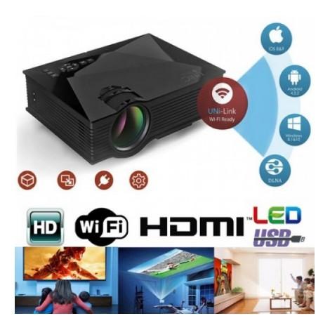 Video projecteur avec wifi