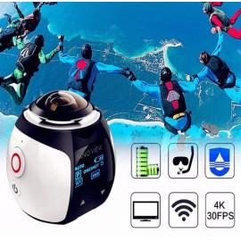 Caméra 3D VR Sports
