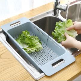 Égouttoir à vaisselle réglable