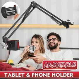 Adjustable Tablet & Phone Holder