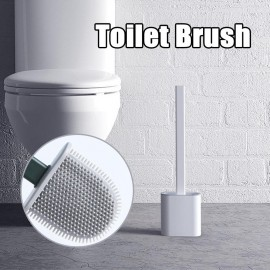 Toilet Brush Seamless Cleaning