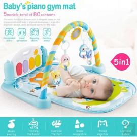 Baby's Piano Gym Mat