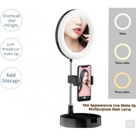 Live Makeup Multipurpose Desk Lamp LED