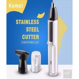 Kemei KM-3300 Multi Function 2 in 1 Rechargeable