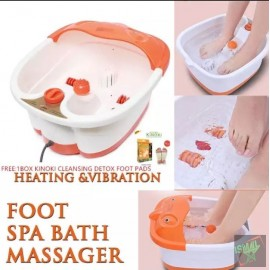 SQ-368 Footbath Massager