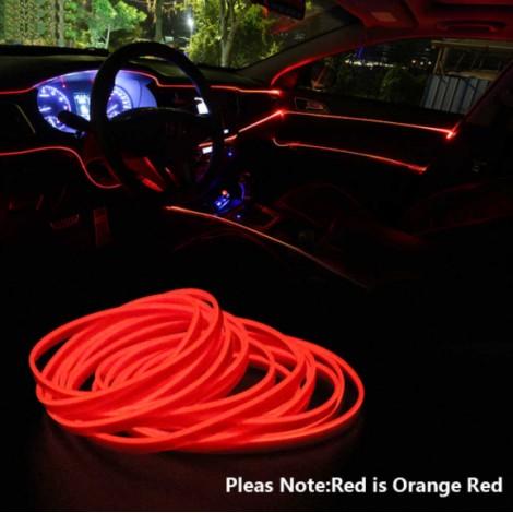 Bande d'éclairage intérieur de voiture LED