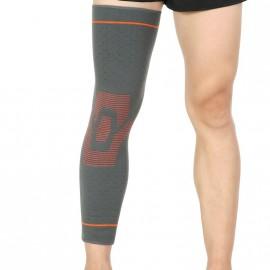 Sibote nouveau style 3D tricot compression allonger genou manches jambières sport sécurité cuisse attelle jambe protéger