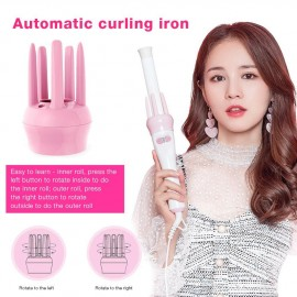 Automatic Curly Hair Stick Hair Curler Fast Styling in 5 Min