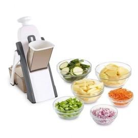 DASH Safe Slice Mandoline for Vegetables, Meal Prep & More