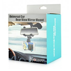 universal car view mirror mount