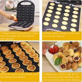 24 hoples nut plates sonifer