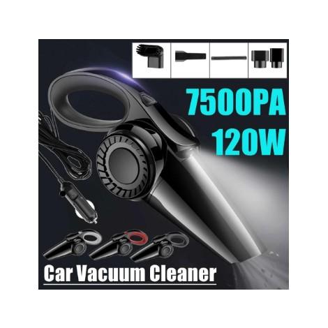 Mini aspirateur de voiture à main de 12V