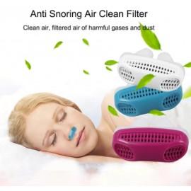 2 in 1 anti snoring air purifier