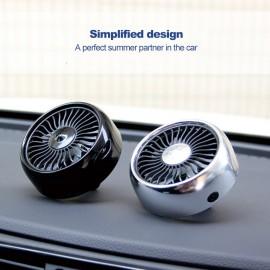 Mini Car Fan for Air Vent