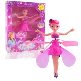 Jouet princesse volante Elsa et musique