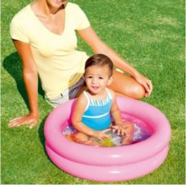 Piscine gonflable d'été pour bébé 61x15cm