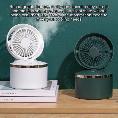 Ventilateur Humidificateur Portable Réglable