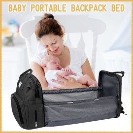 BABY PORTABLE BACKPACK BED