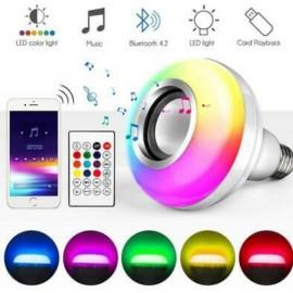 Music Bulb LED BLUETOOTH Avec Telecommande