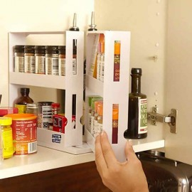 DOUBLE LAYER ROTATING STORAGE