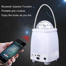 MultiFunction Wireless Bluetooth Speaker
