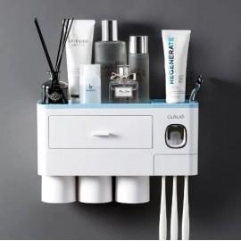 Support de brosse à dents automatique intelligente