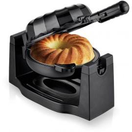 Rotation cake maker
