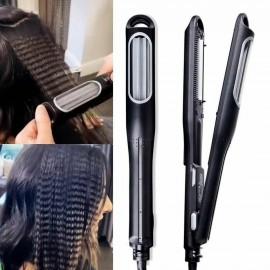 Sertisseuse automatique en spirale pour cheveux