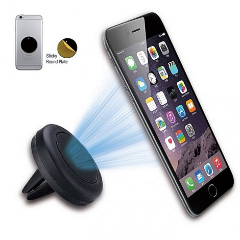Holder Magnetic Air Vent Mount Smartphone