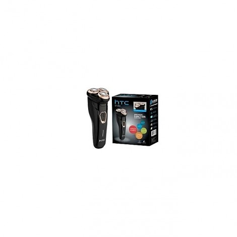 HTC Rechargeable Washable Shaver With Super Shaving Function, GT-606B